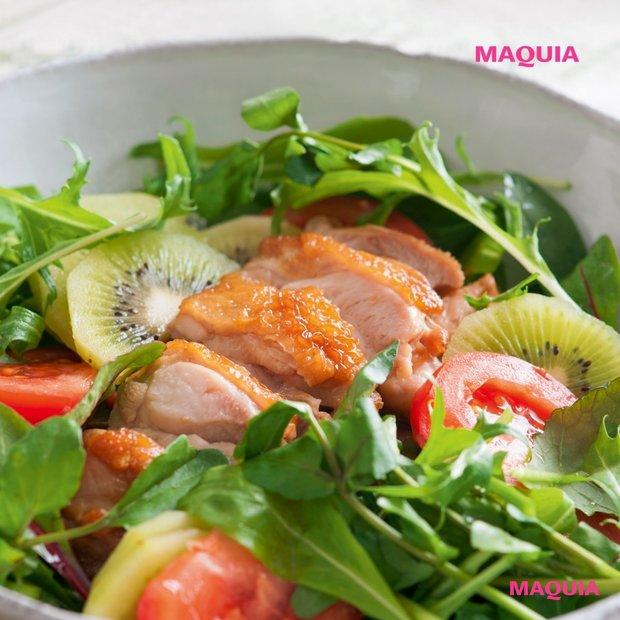 お肉やお魚も入って大満足! リピ確実なクックパッドの「ボリュームサラダ」