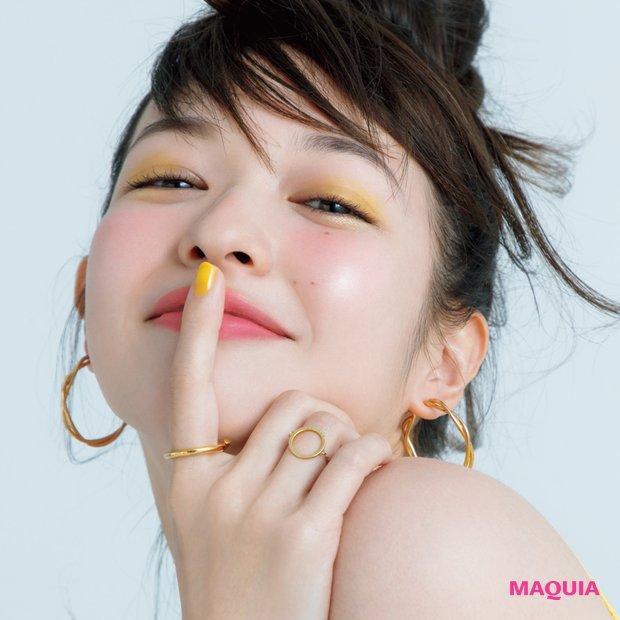 千吉良恵子流HAPPYメイクは「ツヤ・血色感・初々しさ」がポイント!_1