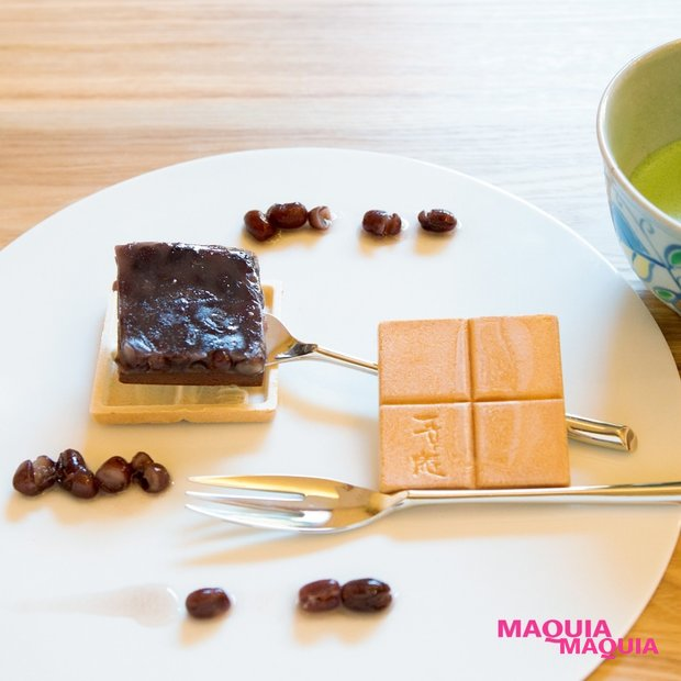 あんこを堪能できる茗荷谷の和菓子カフェへGO!