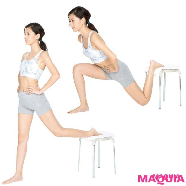 """週3でヒップアップ! """"筋肉体操""""の谷本先生直伝・お尻&太もも裏トレーニング"""