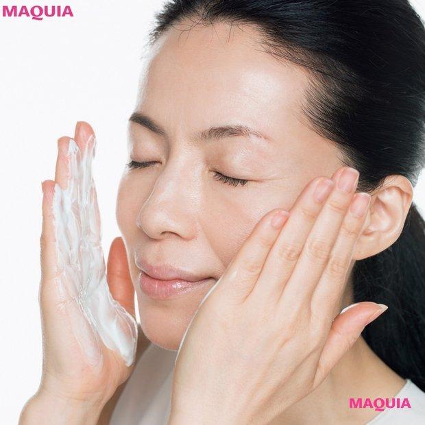 洗顔のしすぎで肌が敏感に!~美容賢者松本千登世さんのクレンジング見直し法~