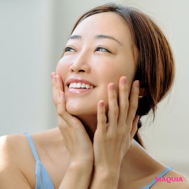 神崎 恵さんの愛用品! 華のある素肌を支えるスキンケアはコレ