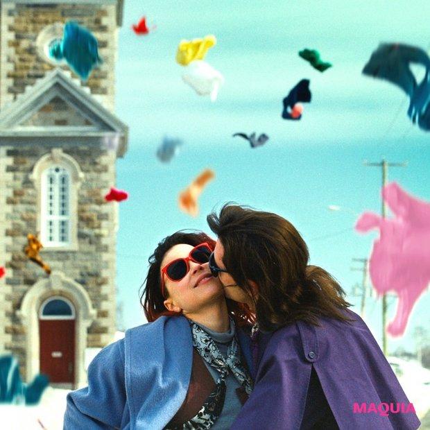愛と性とは?本当の自分を見つめ直す! 美しき天才、グザヴィエ・ドラン監督『わたしはロランス』【松山 梢の女っぷり向上シネマ】