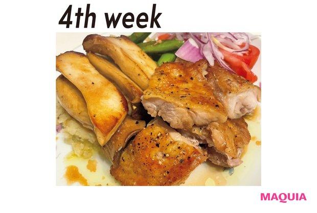 4th week