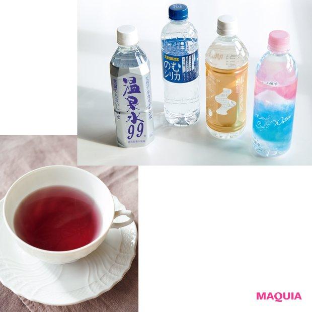 美賢者たちが愛飲! こだわりの「お茶」「お水」をピックアップ
