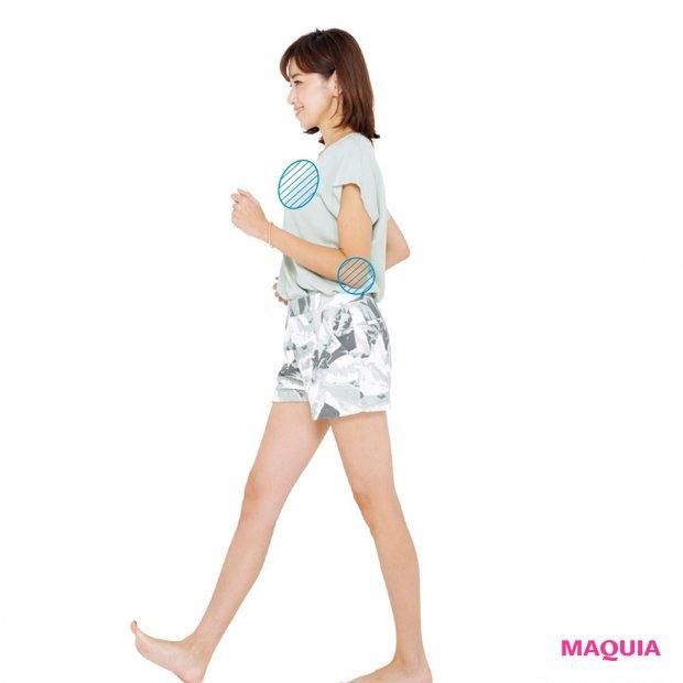 モデル仁香が直伝! 美脚も正しい姿勢も手に入る【美しく歩くコツ】