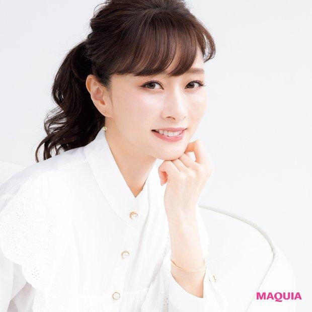 石井美保さんが選ぶ名品とは?透明美肌を支えてきたスキンケアアイテムを公開