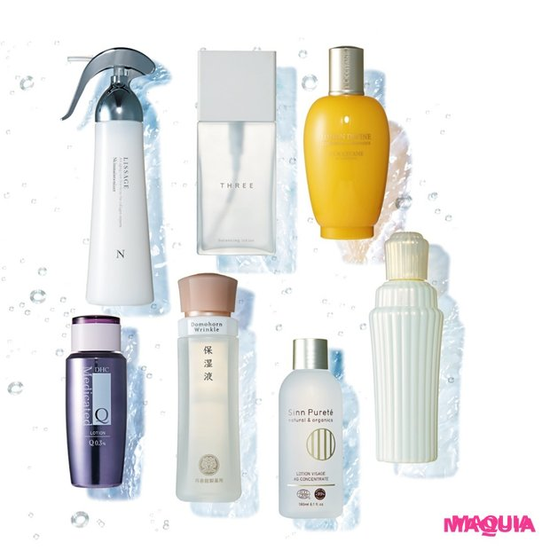 圧倒的なリピート率!ブランドを象徴する人気化粧水10