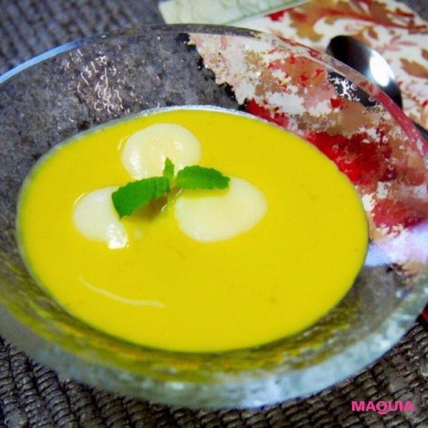 カボチャのデザートレシピ♪ 豆腐白玉&ココナッツミルクで作る「カボチャのベトナム風ぜんざい」★