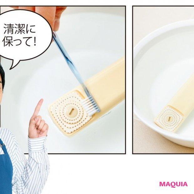 美の神様が宿る水回りは常にキレイに!お風呂&洗面台の正しい美化法