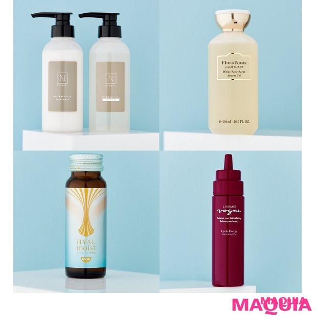夏の美容に欠かせない! 香るシャワージェル、スキンケア発想のシャンプー、限定化粧水ほか