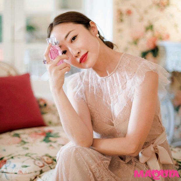 神崎 恵さんが日本代表に! 「ミス ディオール」新作の魅力&制作のウラ話をレポート