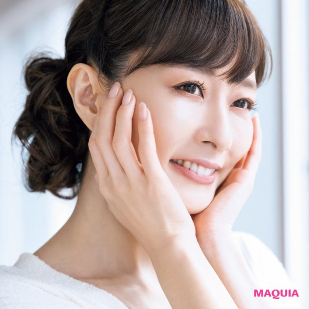 石井美保さん愛用コスメを公開! フェイス、ボディ、髪のツヤ盛りするなら?