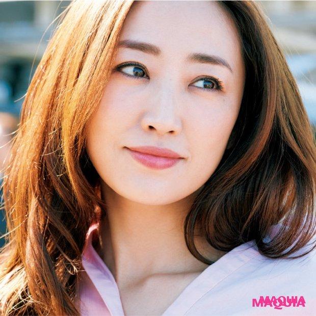 「昼輝く女」になる、神崎恵さん直伝・休日の散策デートにはナチュラルメイク