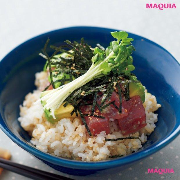 【ダイエットを卒業できるレシピ:昼食編】肉も魚もがっつり食べられるバランスボウル