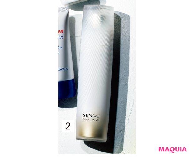 センサイ エッセンスデイヴェール SPF30/PA+++ 40ml ¥16500/カネボウ化粧品