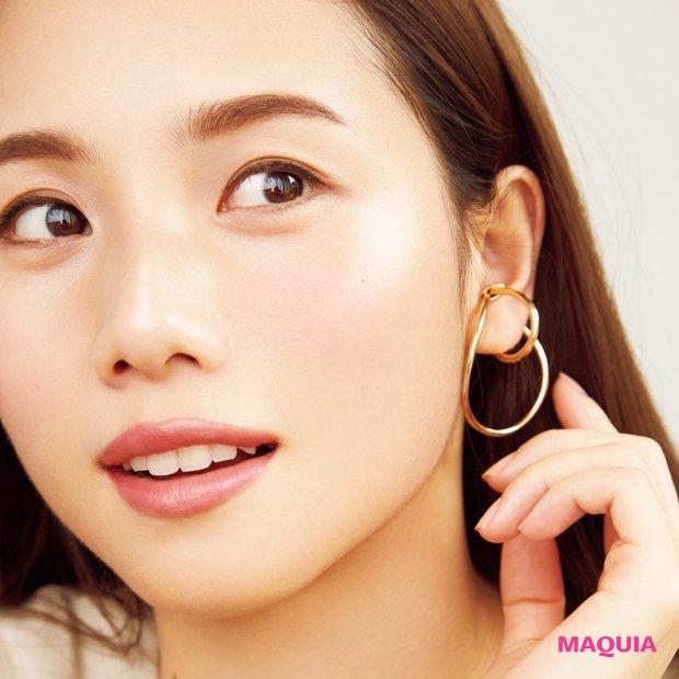 ココさえ押さえれば美人見え! 千吉良恵子さんの眉・チーク・リップのパーツ別仕込みテク
