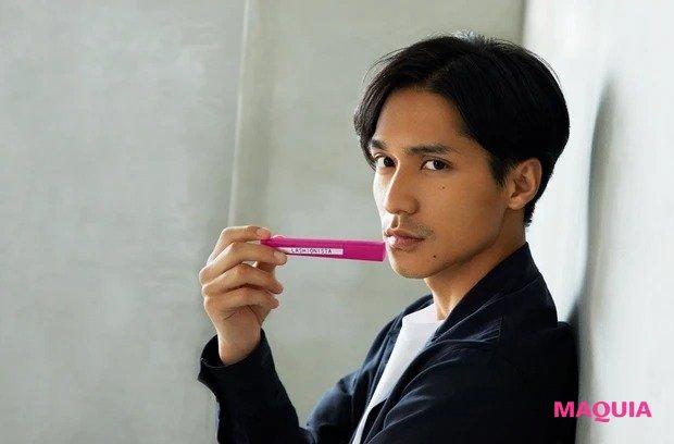 錦戸 亮さんが「メイベリン ニューヨーク」のブランドサポーターに就任!