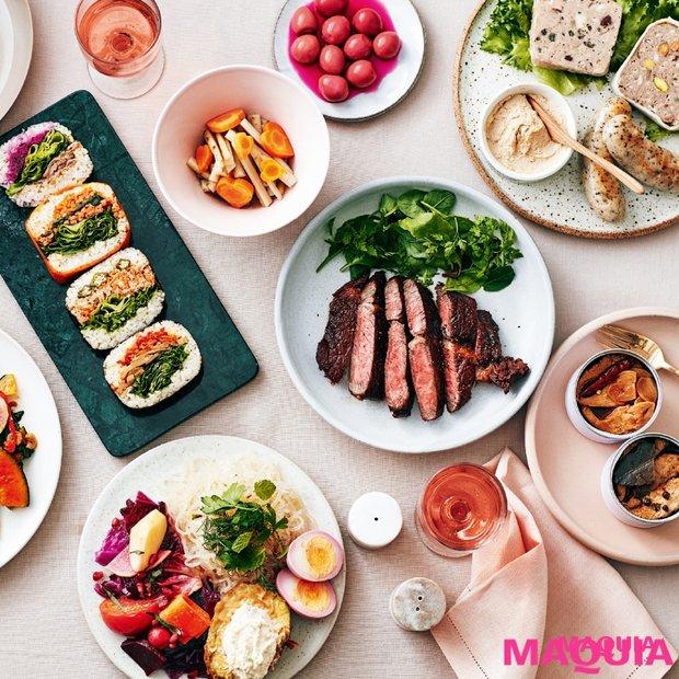 おいしいのに太りにくい! ホムパ向けテイクアウト&お取り寄せ食品ガイド