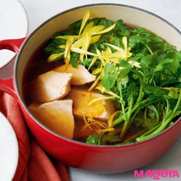 おいしく気分転換! イライラ、落ち込み…心のトラブルに効く美鍋レシピ