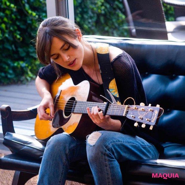 キーラ・ナイトレイが歌とギターを披露! 疲れたココロを癒す音楽ムービー『はじまりのうた』【松山 梢の女っぷり向上シネマ】
