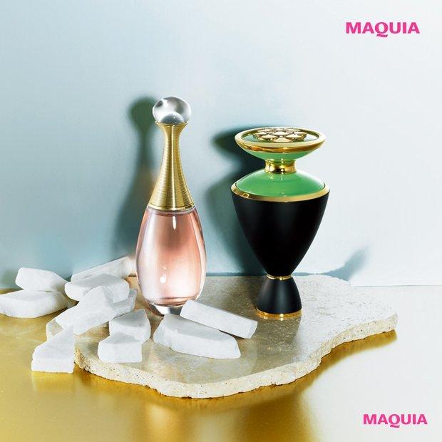 品、知性、清潔感が手に入る。「女神の香り」で、スマート美女に♡