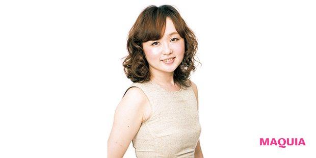 美容ライター 中島 彩さん