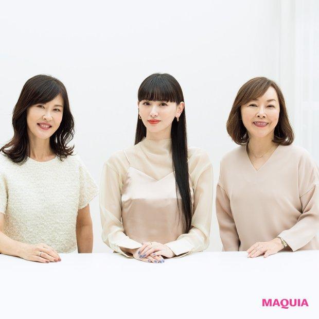 美容界にも変化の波! 3人の美賢者が読み解く2020年下半期ビューティキーワード