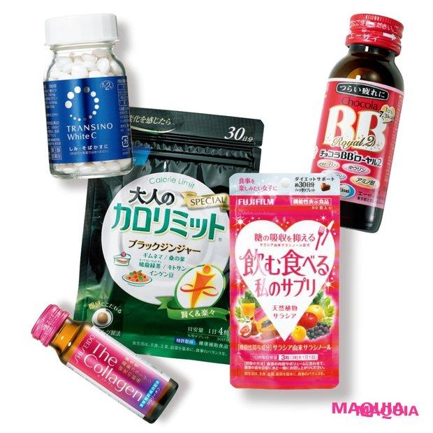 【ダイエット】最強の「インナーケア&痩せアイテム」ランキング発表