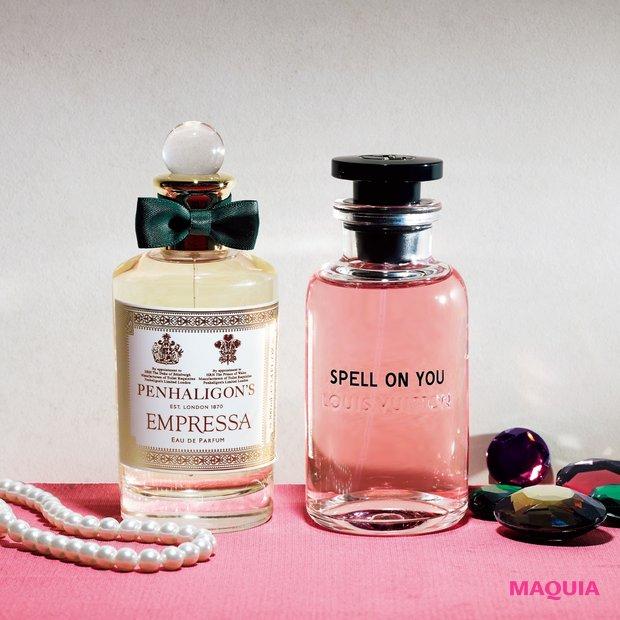 ムーン・リー 運気UP お告げ 成功へと導く 濃密で官能的な香り