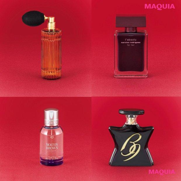 自分だけの「華」と「自信」をもたらす神秘的な香り4選