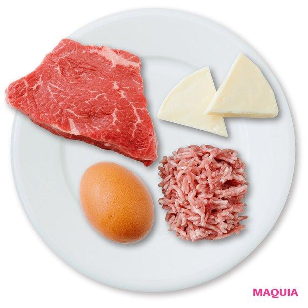 タンパク質 「筋肉、肌、髪を作る栄養素 不足すると代謝が低下」