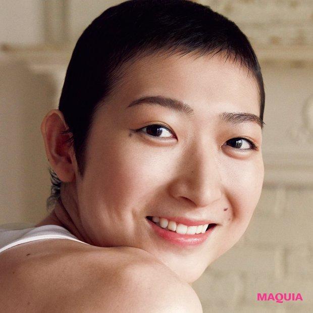 池江璃花子さんインタビュー! 「私でいること」の美しさ_1