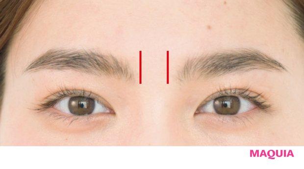 眉間のシワは、PCやスマホを凝視したり、話しながら眉間にシワを寄せるクセなどが原因
