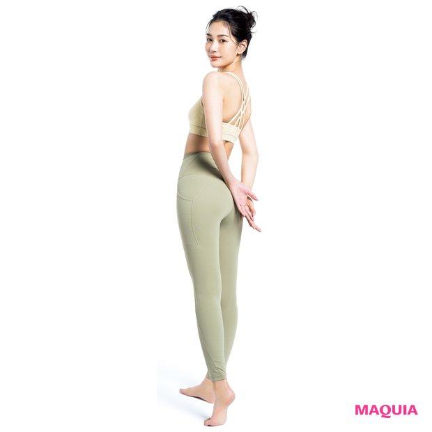 星野由香さんが教える足裏エクササイズで、美しいバックラインに! トレーニング前の基本のほぐし方を解説_1