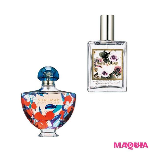 イベントシーズンにぴったり! リュクスな香りで女っぷりも気分も上げる香水&ミスト