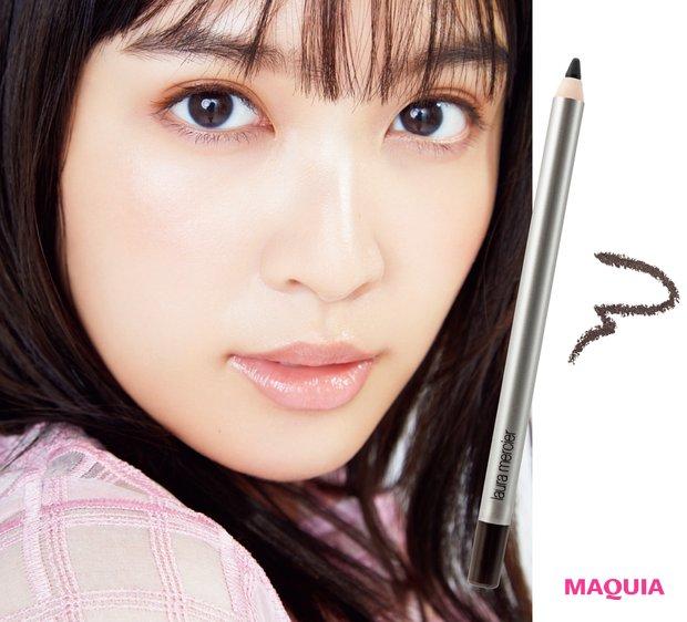 ロングウェアクリームアイペンシル エスプレッソ ¥2500/ローラ メルシエ ジャパン