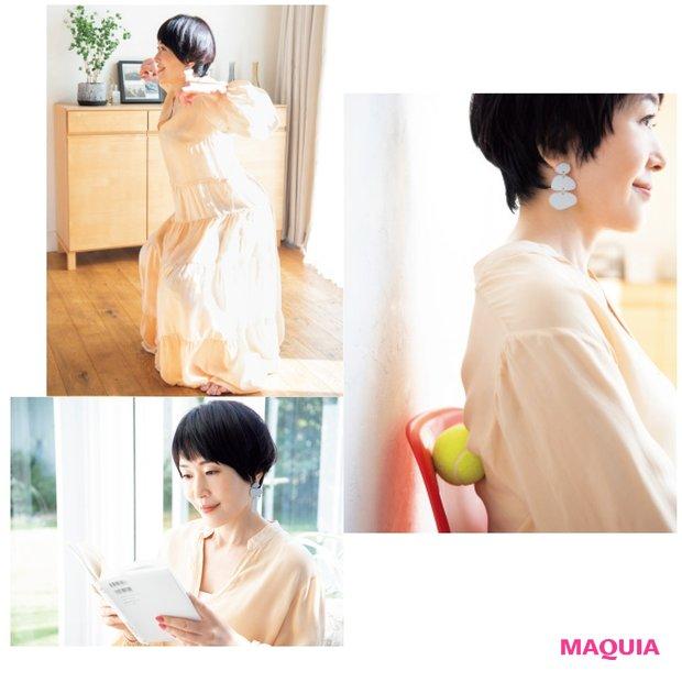 小林ひろ美さんが提案! 楽しみながらできるエイジレス美容のヒント