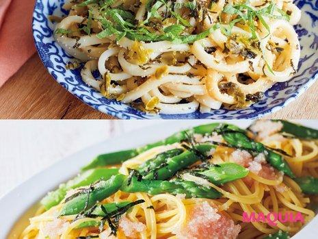 ちゃちゃっと食べたい日に! 一人ランチにもぴったりな手早くできる在宅麺レシピ3選