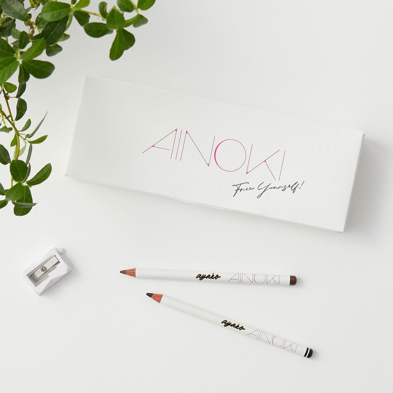 使うだけで個性が洗練される「AINOKI」のラインメイク _2