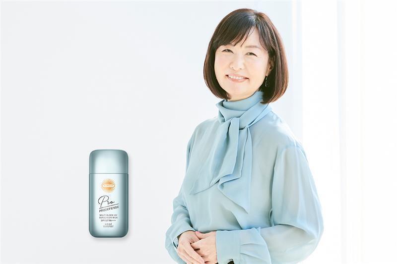 倉田真由美さんも太鼓判! 世界初※1の日焼けや汗・ニオイを制するUVミルクで心地よい夏を _1