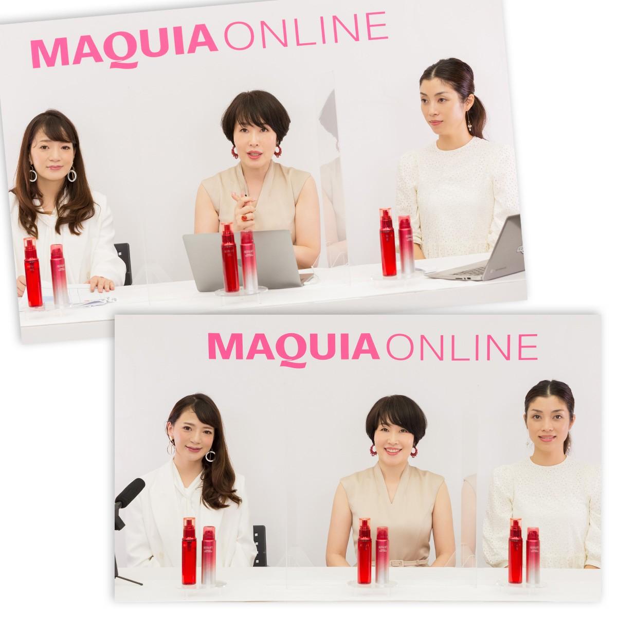 【スペシャルウェビナー開催】美容家・小林ひろ美さんが最新毛穴ケアを伝授! マキア公式ブロガーがアスタリフトの毛穴からスパルタ泡美容を体感_10