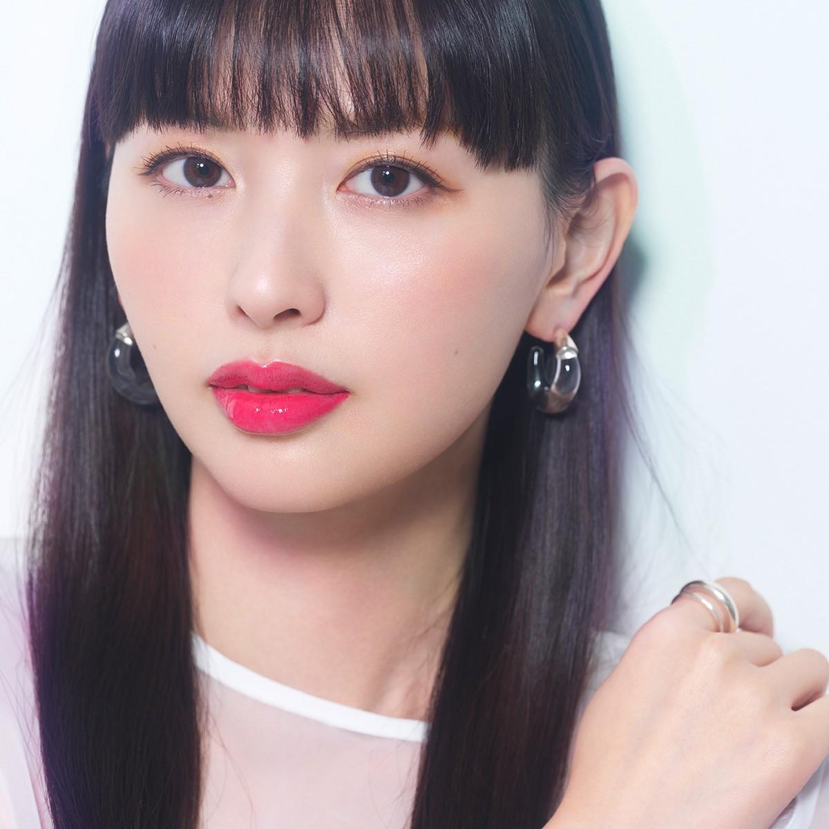 モデル 鈴木えみさん