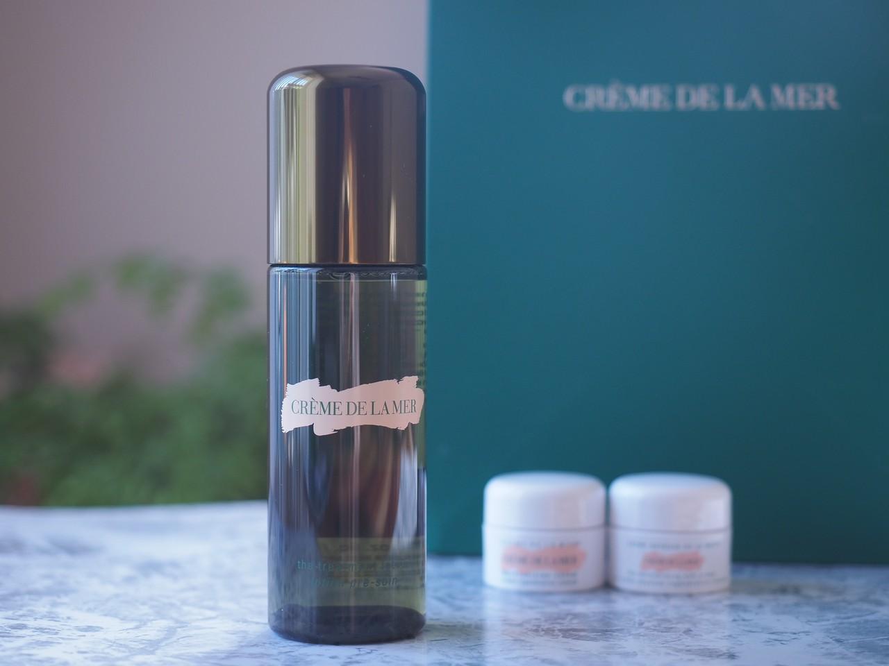 【乾燥肌】「ドゥ・ラ・メール」のベストセラー化粧水でもち肌体験!♡_3