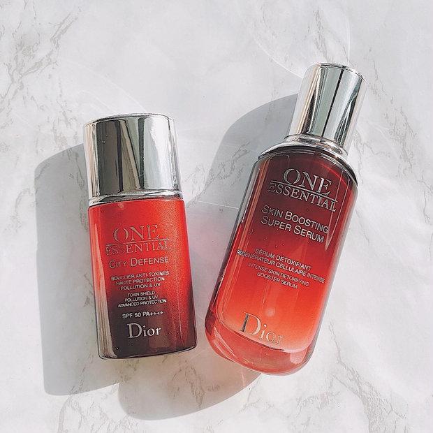 《肌代謝改善!Dior one essentialシリーズ》何度もリピートする愛用の下地・美容液♡