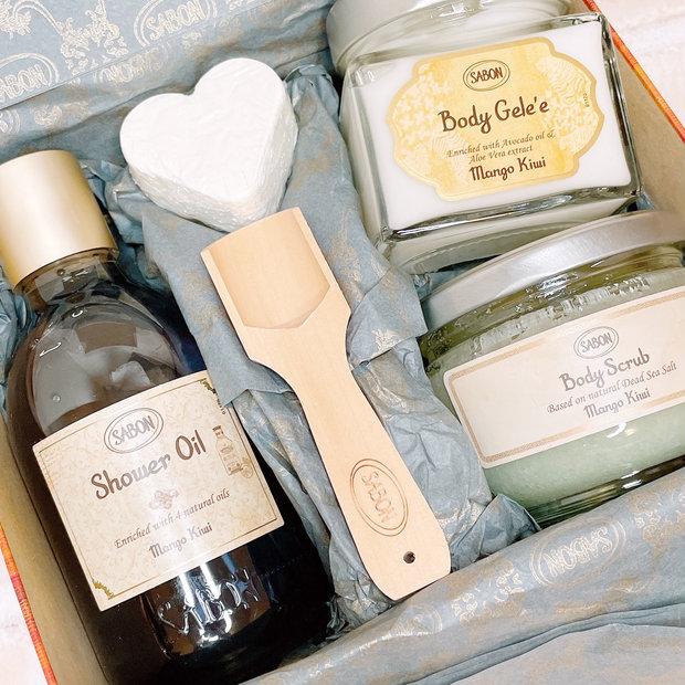 【夏限定】甘く爽やかな香りでバスルームを満たす、SABONの「マンゴーキウイ」【7/15発売】