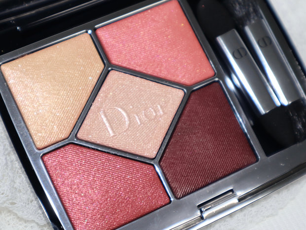 【🎥Dior 大人なツヤ感 イエベ春メイク】数量限定 619 PINK GLOW