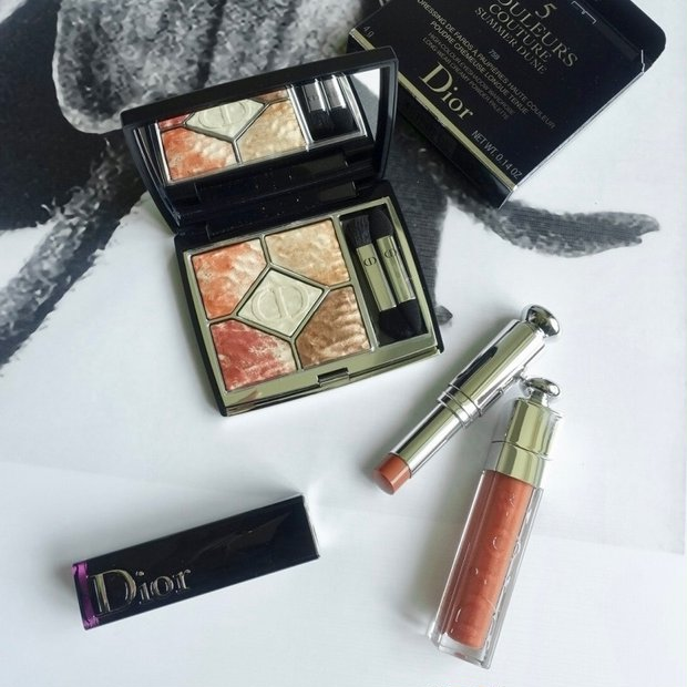 夏はこのメイクで決まり!【Dior】2021サマーコレクション。デューンでアイメイク&限定マキシマイザーなどをご紹介