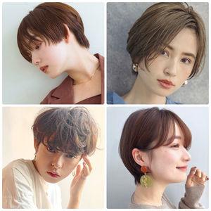【2020年最新】ショートの人気ヘアスタイル・髪型まとめ   好感度も◎ 今っぽくて美人なショートヘアのおすすめは?