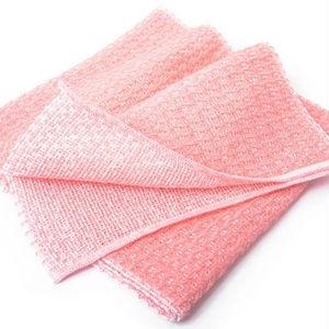 【全身のボディケアにおすすめ】ミノンやさしく洗う 弱酸性タオル ¥990(編集部調べ)